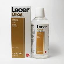 Enjuague bucal diario Protección Natural Salud Bienestar Mujer Hombre Dental Lacer