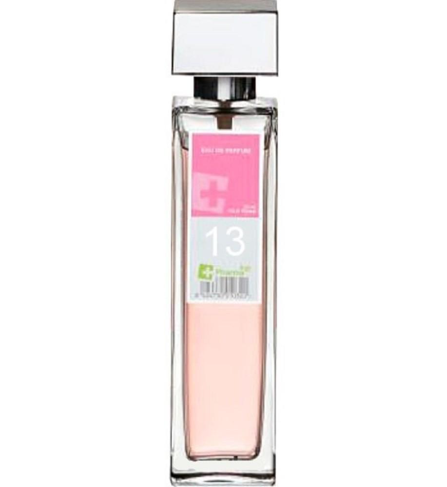 Agua de colonia perfume numero 13 de 150 ml mujer iap pharma belleza salud