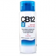 Colutorio CB12 250ml. Enjuague Bucal Boca Mal Aliento Limpieza Salud Dental