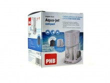 Irrigador Bucal Aqua-Jet Compact Cuidado Profesional Limpieza Profunda Dientes