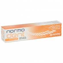 Pasta dental Normo Dent Clorhexidina  Active Protección Natural Salud Bienestar Dental Bucal