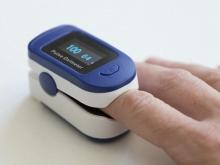 Pulsioximetro De Dedo Adulto FS20C Mide Saturacion Oxigeno En Sangre Pulsaciones
