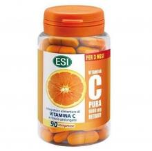 Complemento Alimenticio Vitamina C Liberación Prolongada 90 Compridos Salud
