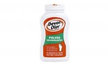 Devor Olor Polvos Pies 100 g Desodorantes Para Pies Elimina Mal Olor Olores