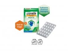 Activa Tu Energía Mental Leotron Vitalidad Mente 50 Comprimidos Complemento