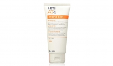 Crema Emoliente Intensiva Leti AT4 Atopic Skin 100 ml Reparacion Intensiva