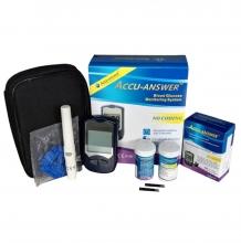 Sistema De Monitorización De Glucosa En Sangre Resultados 5 Segundos Rápido