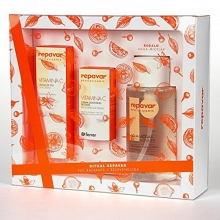 Pack Repavar Crema De Día + Contorno De Ojos + Agua Micelar Belleza Salud Mujer
