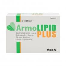 20 x Armolipid Plus Complemento Alimenticio Control de Colesterol Dieta Salud
