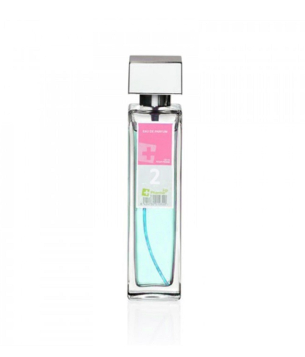 Agua de colonia perfume numero 2 de 150 ml mujer iap pharma belleza salud olfato