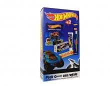 Pack Ahorro Pasta Dentifrica + Cepillo Infantil + Regalo Coche Monster Truck