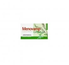 Menovamp Cimicifuga Contribuye Al Bienestar Natural En La Edad De La Menopausia
