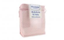 Bolsa Isotermica Mustela La Fiesta de los Bebes Rosa Pack Productos Bebes Niños