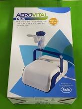 Nebulizador De Compresor Con Funcion Adicional De Terapia PEP AEROVITAL PLUS