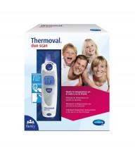 Termómetro Infrarrojo ThermovalDuo Scan para la Fiebre Oido Frente Temperatura