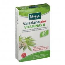 Valeriana Plus Vitamina B Grageas Kueipp Protección Aplicación Salud Bienestar Limpieza Cuerpo Cuidados Piel