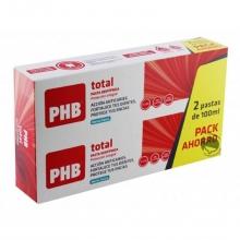 Pasta Dentífrica PHB Protección Integral Total Aplicación Salud Bienestar Limpieza Dental Bucal