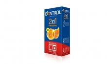 Preservativos Control 2en1 Finissimo Preservativo + Gel Condones Sexo Relaciones