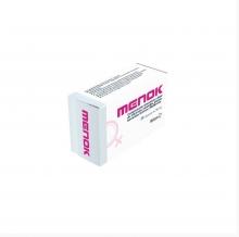 Menok 30 Capsulas Complemento Alimenticio Cuidado Mujer Menopausia Climaterio