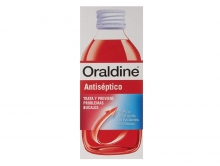 Oraldine Antiséptico 400 ml. Anti-placa Anti-gingivitis Salud Bucal Dental