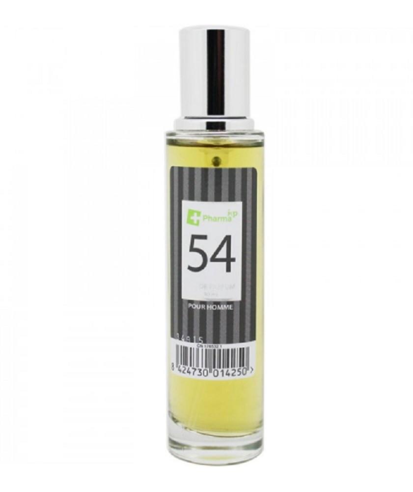 Agua de colonia perfume numero 54 de 30ml hombre iap pharma belleza salud