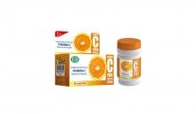 Complemento Alimenticio Vitamina C Liberación Prolongada 30 Comprimidos Salud