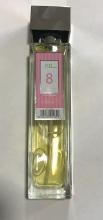 Agua de colonia perfume numero 8 de 150 ml mujer iap pharma belleza salud olfato