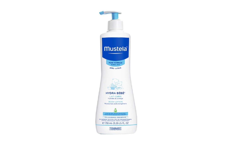 Leche Corporal Mustela Hydra Bebe 750 ml Cuidado De Piel Desde Nacimiento Salud