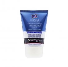 Crema de Manos Anti Edad Neutrogena Soja Activa SPF25 Hidrata Cuidado Suavidad