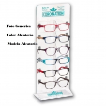 1 x Gafas Vista Cansada Lectura Graduacion 1.00 Color Y Modelo Aleatorio Vision