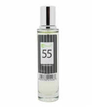 Agua de colonia perfume numero 55 de 30ml hombre iap pharma belleza salud