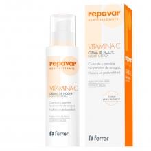 Crema de noche Repavar Revitalizante Ferrer Arrugas Salud Bienestar Cuidados Mujer Hombre