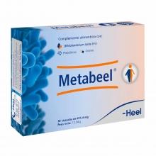 Metabeel de Heel 30 Cápsulas Equilibrio del Sistema Metabólico Colesterol
