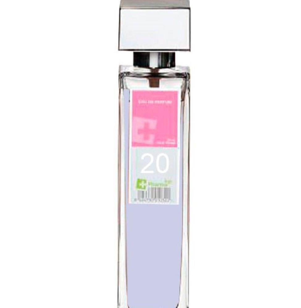 Agua de colonia perfume numero 20 de 150 ml mujer iap pharma belleza salud