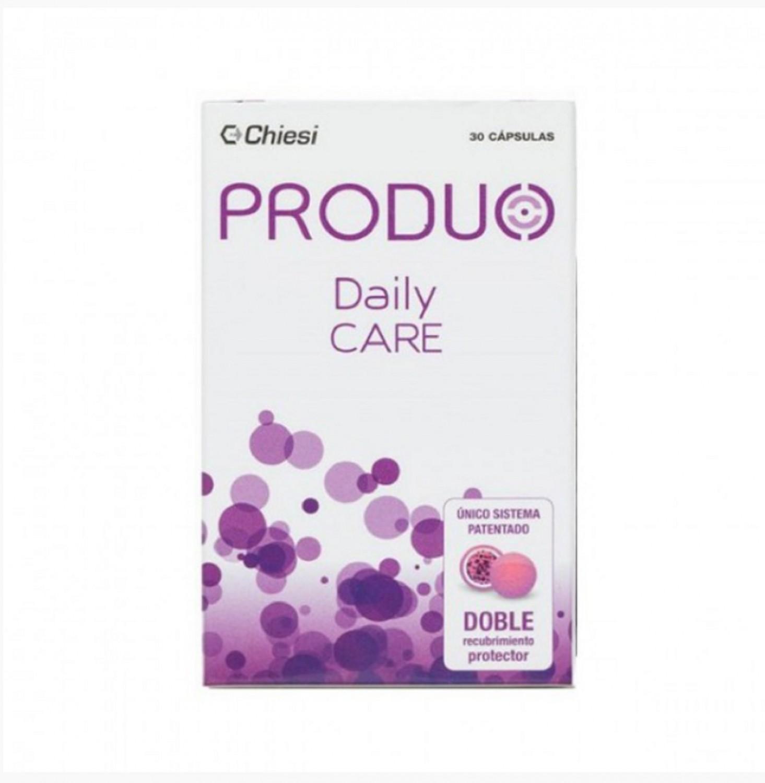 Produo Daily Care 30 Capsulas Flora Intestinal Regeneran y Mantiene Equilibrio