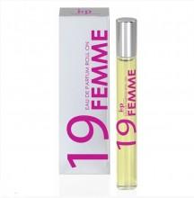Perfume de Mujer Roll-on Nº 19 Iap Pharma 10Ml Colonia Belleza Salud Viaje Bolso
