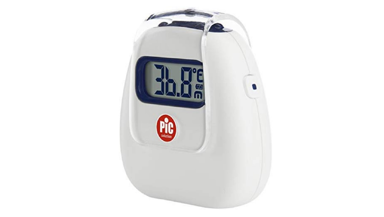 Termómetro Infrarrojo De Contacto Pic Solution ThermoEasy Medicion Rapida Salud