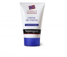 Crema de Mano Neutrogena Concentrada 50ml Perfumada Hidrata Repara Piel Sequedad