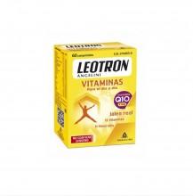 Leotron Angelini Vitaminas para el día a día 60 Comprimidos Rendimiento Físico