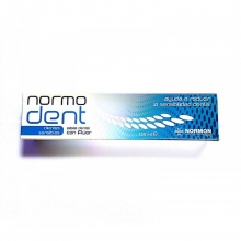 Pasta dental Normo Dent Dientes Sensibles Active Protección Natural Salud Bienestar Dental Bucal