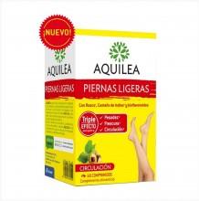 Aquilea Piernas Ligeras 60 Comprimidos Pesadez Frescura Circulación Complemento