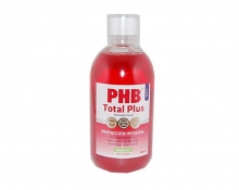Enjuague Bucal PHB Total Plus 500ml Colutorio Salud Dental Boca Dientes Belleza