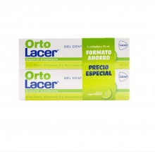Formato Ahorro Dentifrico Pasta De Dientes Lacer Orto Especial Ortodoncia Boca