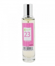 Agua de colonia perfume numero 23 de 30 ml mujer iap pharma belleza salud
