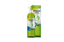 Agua De Mar Aloe Vera & Camomila Spray Nasal 125 ml. Rinastel 100% Natural