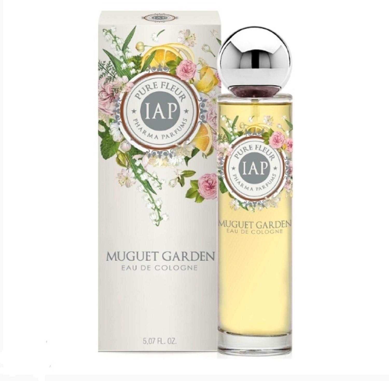Agua de Colonia Muguet Garden 150ml. Iap Pharma Parfums Perfumes Belleza Salud
