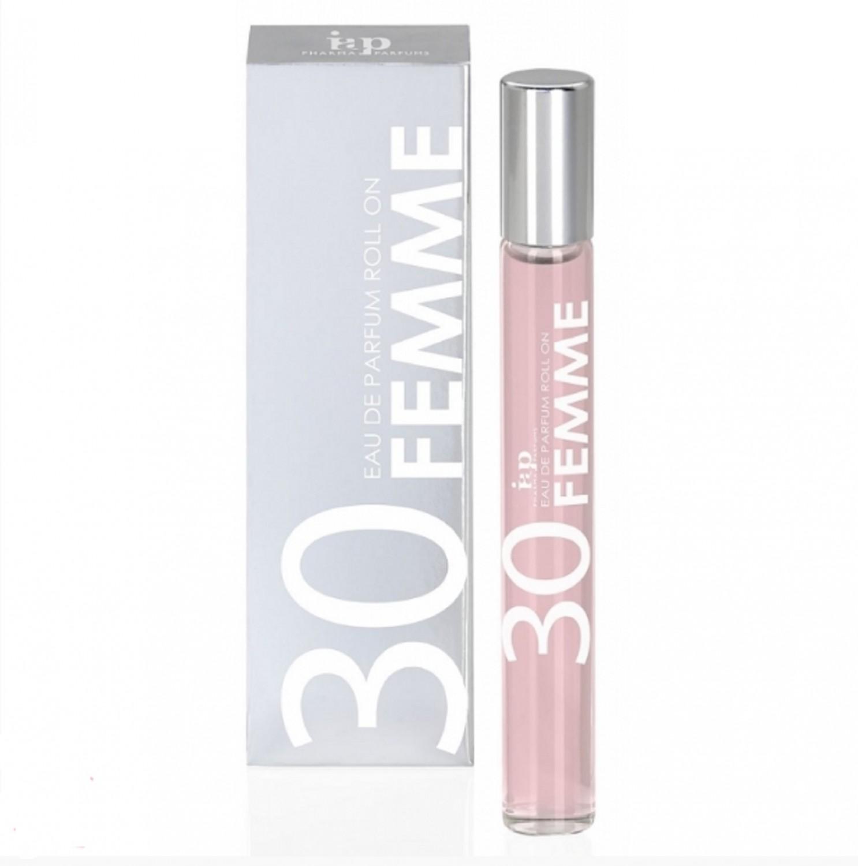 Perfume de Mujer Roll-on Nº 30 Iap Pharma 10Ml Colonia Belleza Salud Viaje Bolso