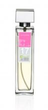 Agua de colonia perfume numero 17 de 150 ml mujer iap pharma belleza salud