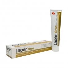 Pasta dentífrica Lacer Oros Active Protección Natural Salud Bienestar Dental Bucal