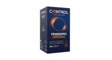Pack De 24 Preservativos Control Finissimo Original Condones Sexo Sexual Placer